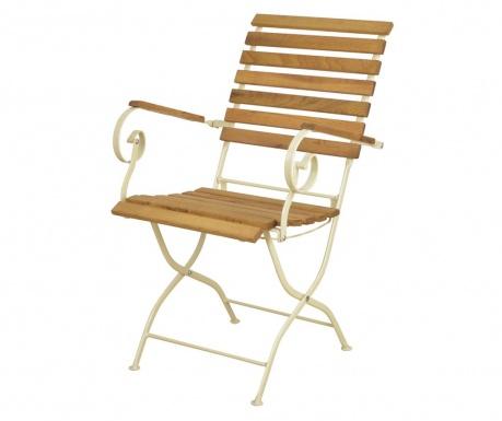 Venkovní skládací židle Garette
