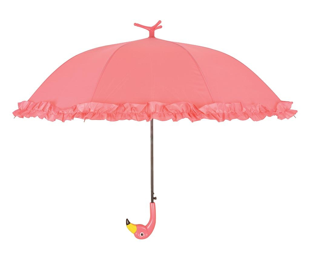 Kišobran Flamingo With Ruffles