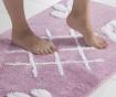 Pastel Lilac 3 db Fürdőszobai szőnyeg