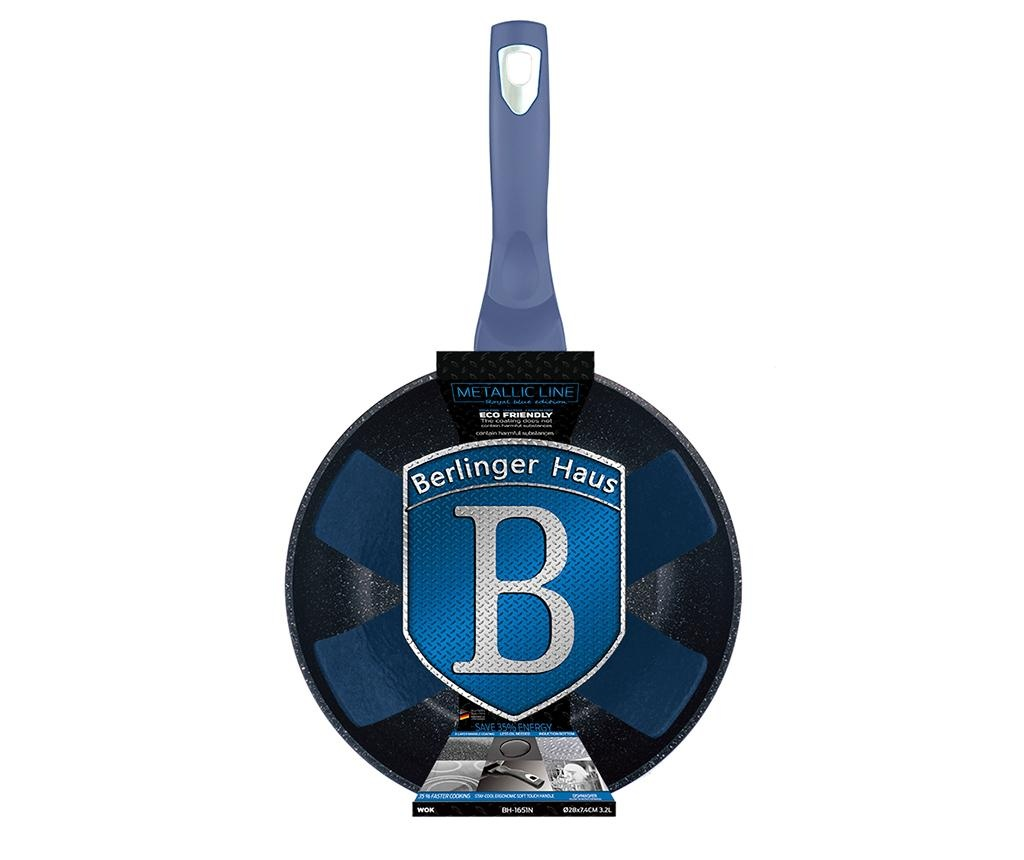 Vok ponev Royal Blue 28 cm