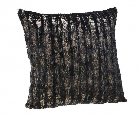 Perna decorativa Imogen Black Gold 45x45 cm