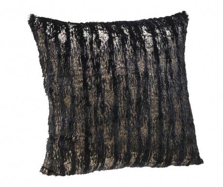 Dekorační polštář Imogen Black Gold 45x45 cm