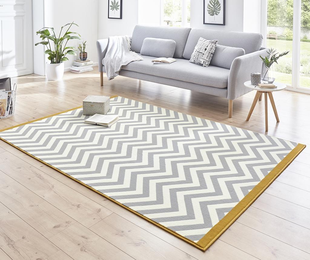 Tepih Meridian Gold Grey Cream 200x290 cm