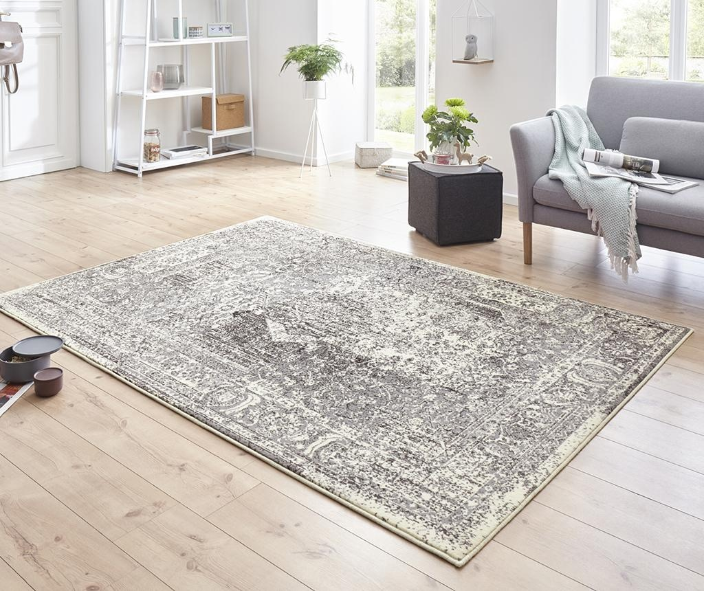 Tepih Plume Cream Grey 200x290 cm