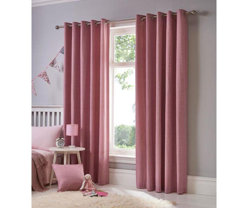 Sorbonne Pink 2 db Sötétítő 168x183 cm