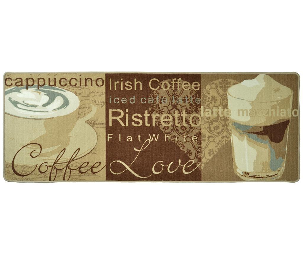 Preproga Kitchen Coffee 67x180 cm