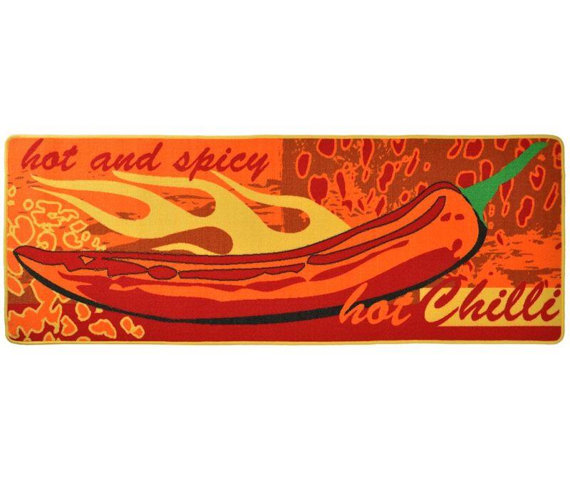 Preproga Kitchen Hot Chilli 67x180 cm