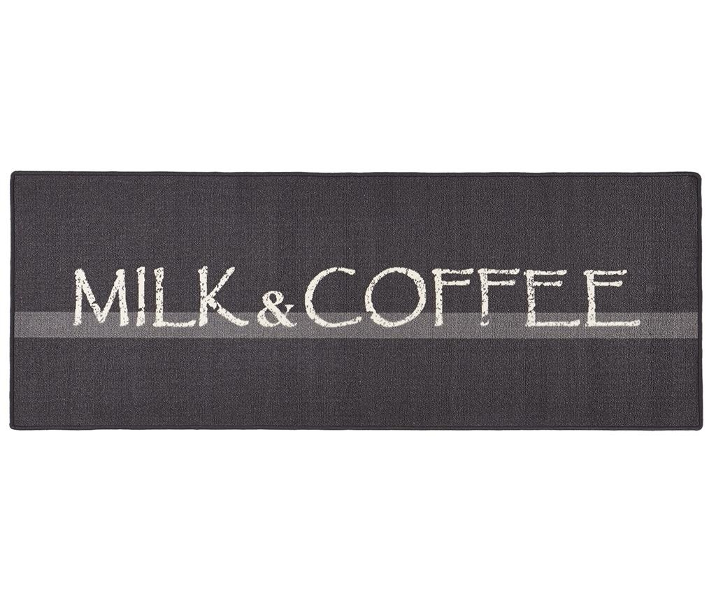 Preproga Kitchen Milk and Coffee 67x180 cm