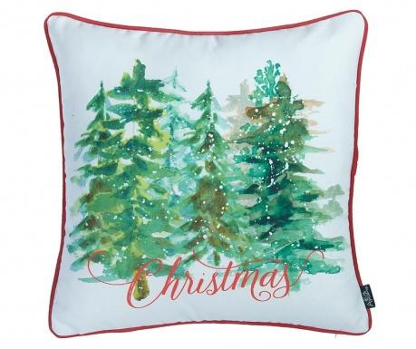 Fata de perna Christmas Trees 45x45 cm