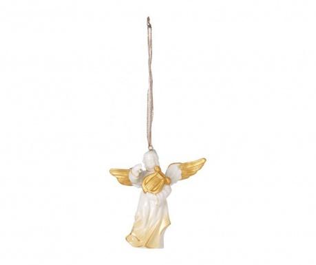 Decoratiune suspendabila Angel with Harp