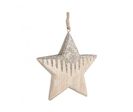 Decoratiune suspendabila Glitter Star