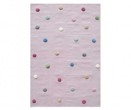 Covor Dots Lilac 100x160 cm