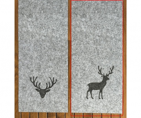 Deer Tjark Asztali futó 30x120 cm