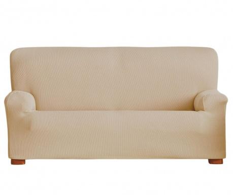 Pokrowiec elastyczny na kanapę Ulises Beige