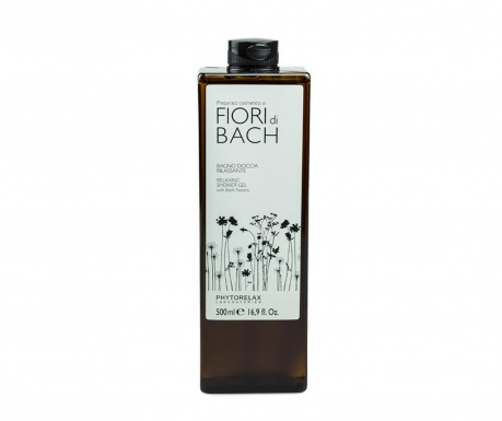 Gel de dus relaxant Bach Flowers 500 ml