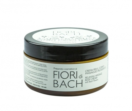 Telový krém Bach Flowers 300 ml
