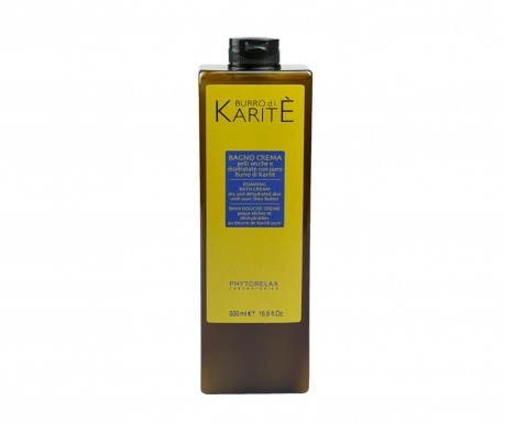 Krémový sprchový gel Shea Butter Intensive 500 ml