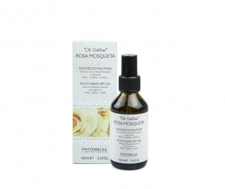 Multifunkční suchý olej Rosehip Oil 100 ml