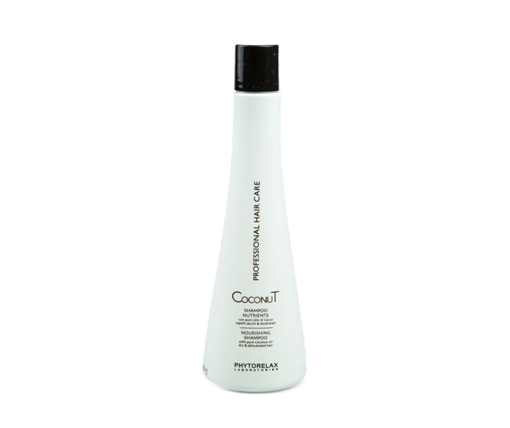 Hranilni šampon za poškodovane lase Coconut 500 ml