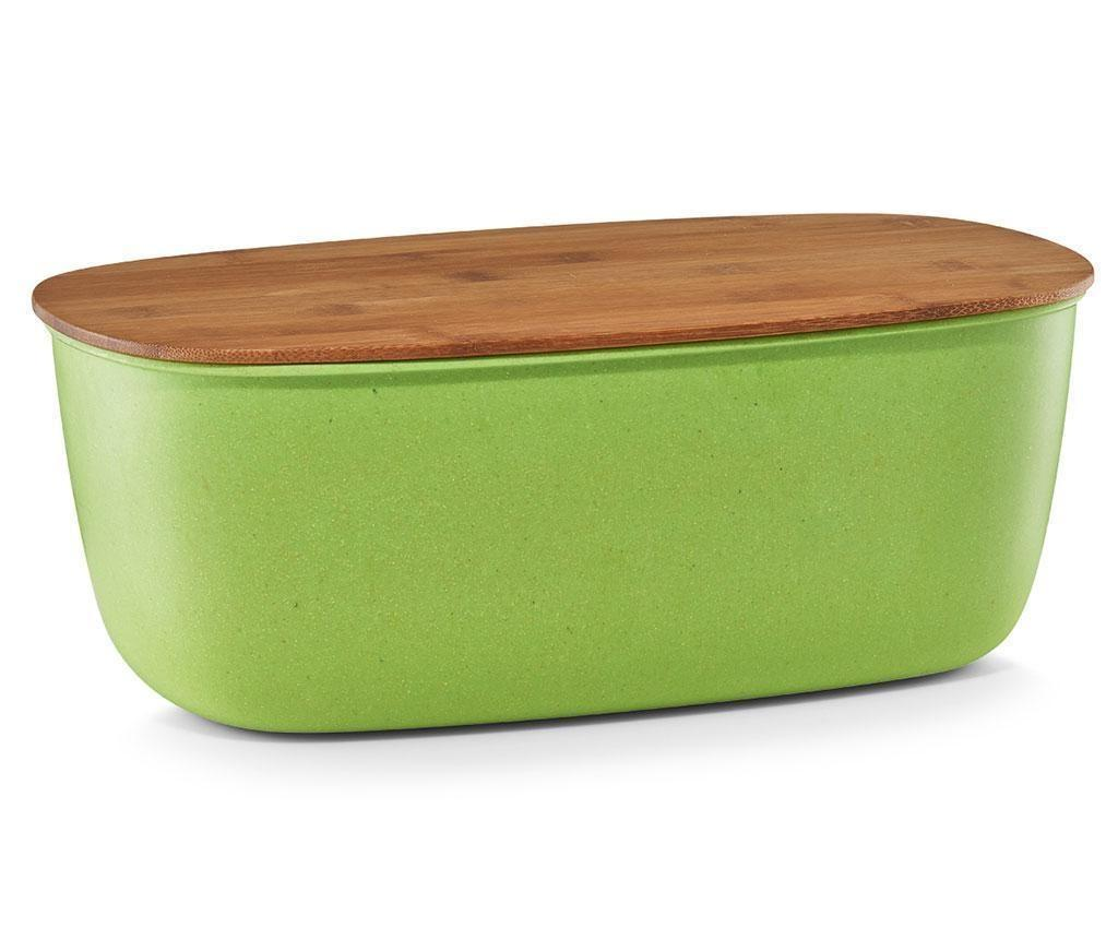 Cutie pentru paine Skyler Green - Zeller, Verde