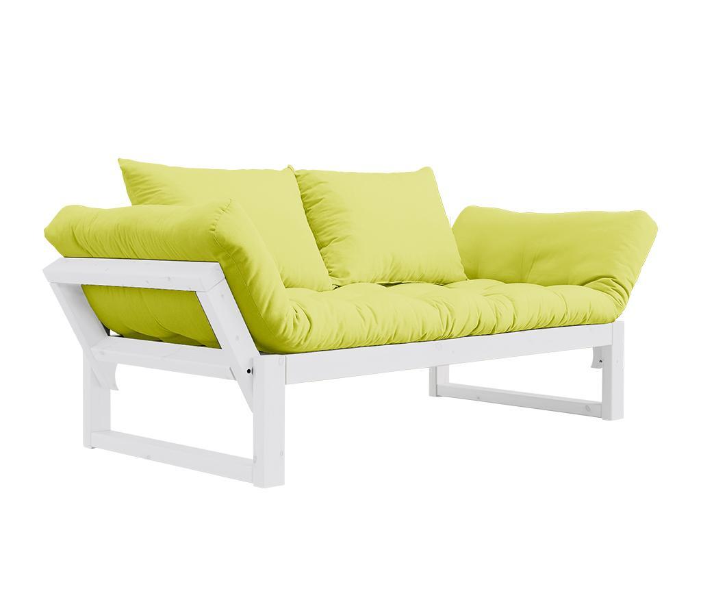 Sofa Extensibila Alb Imagine