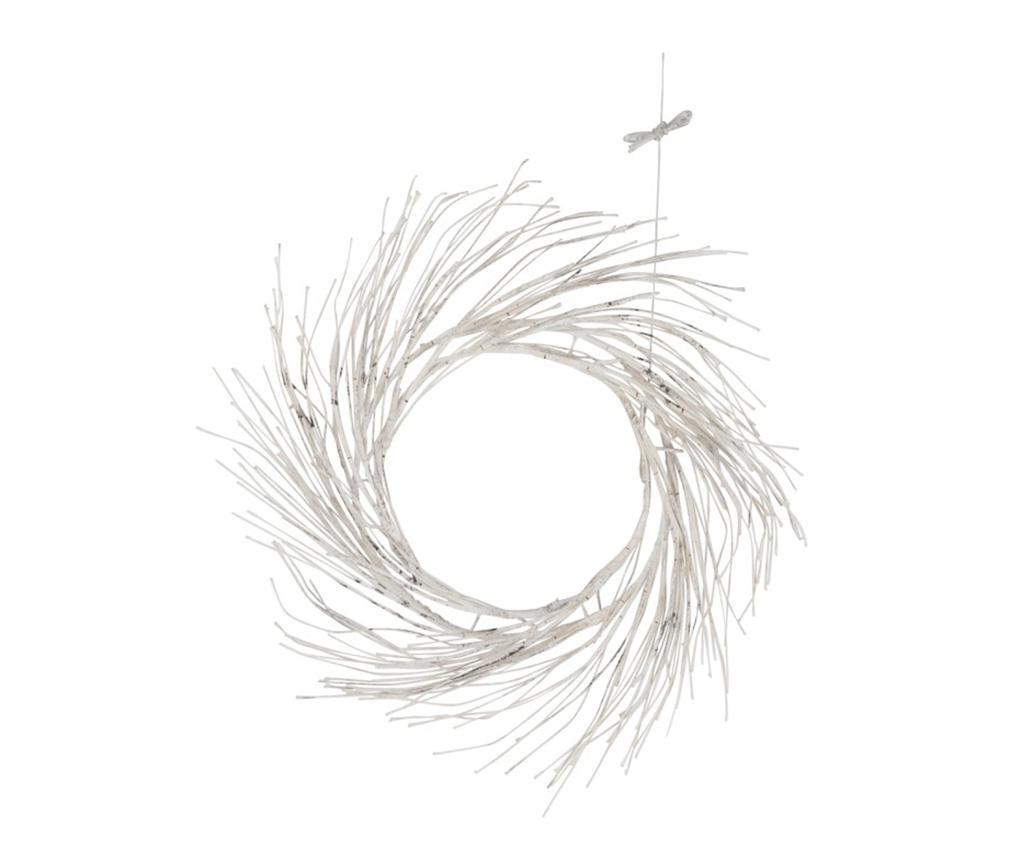 Decoratiune luminoasa Casey - J-line, Gri & Argintiu