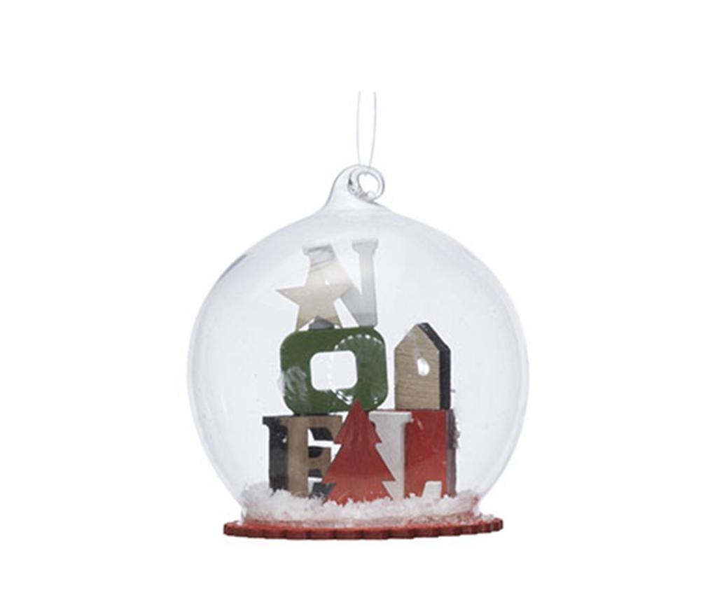 Decoratiune suspendabila Noel Bulb