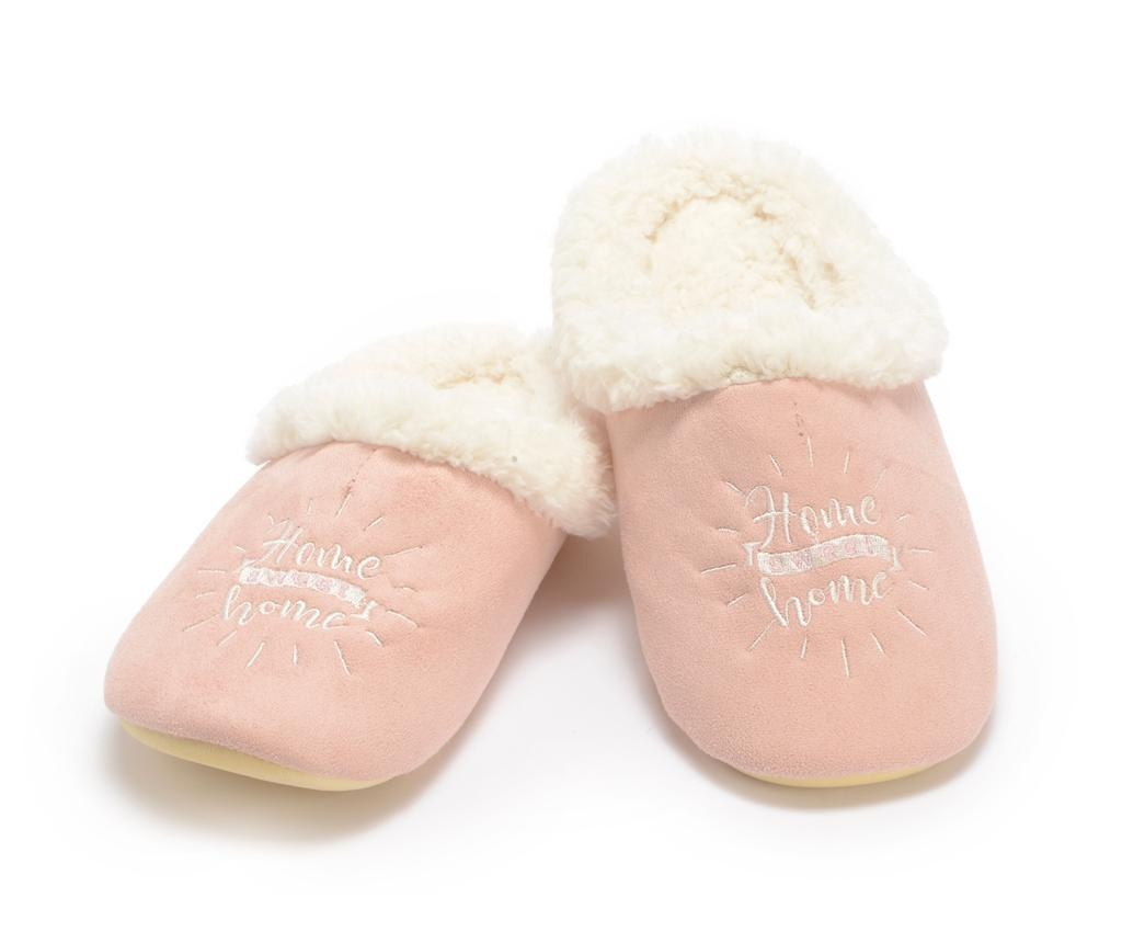 Dámské domácí pantofle Sweet Home Pink 39 – 40