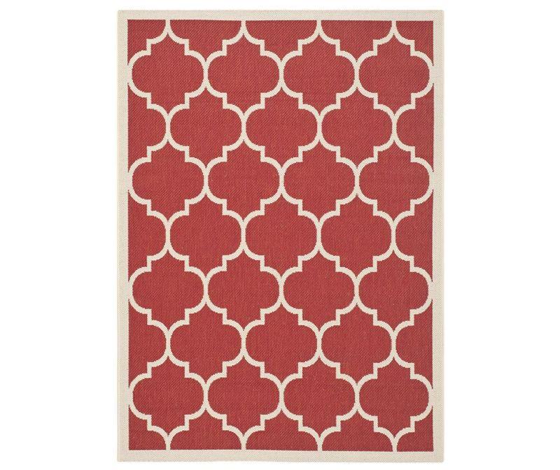 Covor Monaco Red Beige 90x150 cm