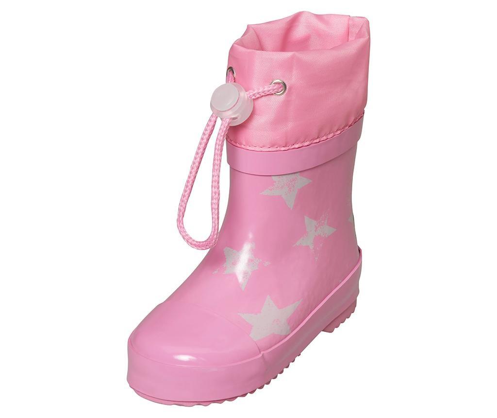 Dětské holínky Stars Light Pink 20