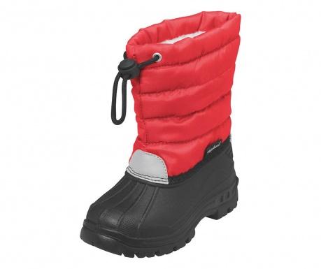 Dječje čizme Winter Red