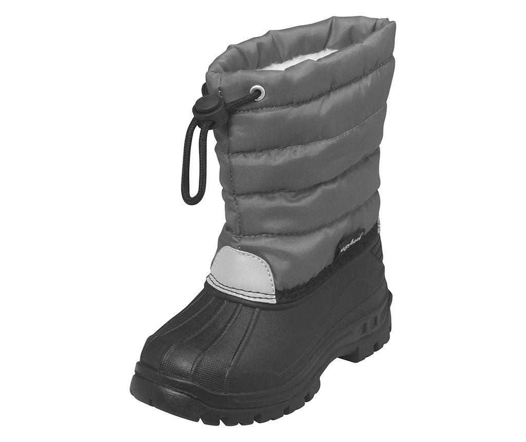 Otroški škornji Winter Grey 28-29