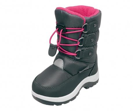Παιδικές μπότες Cronos Pink