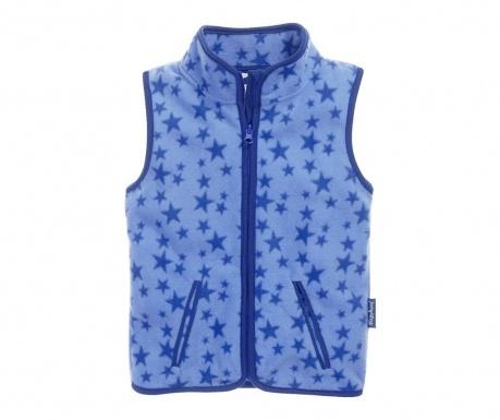 Dětská vesta Stars Blue