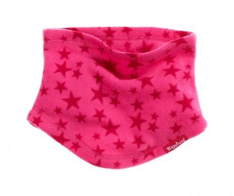 Fular circular copii Stars Pink