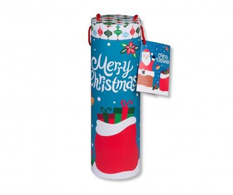 Darilna škatla s pokrovom za steklenice Gift