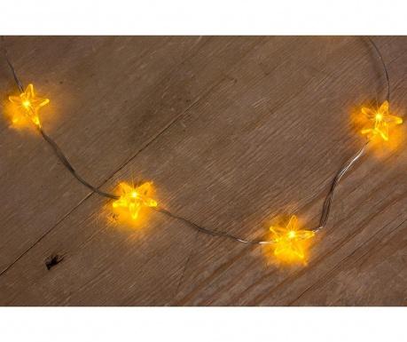 Светеща гирлянда Micro Star Night Yellow