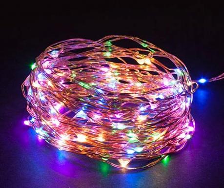 Girlanda świetlna Micro Disco Multicolor