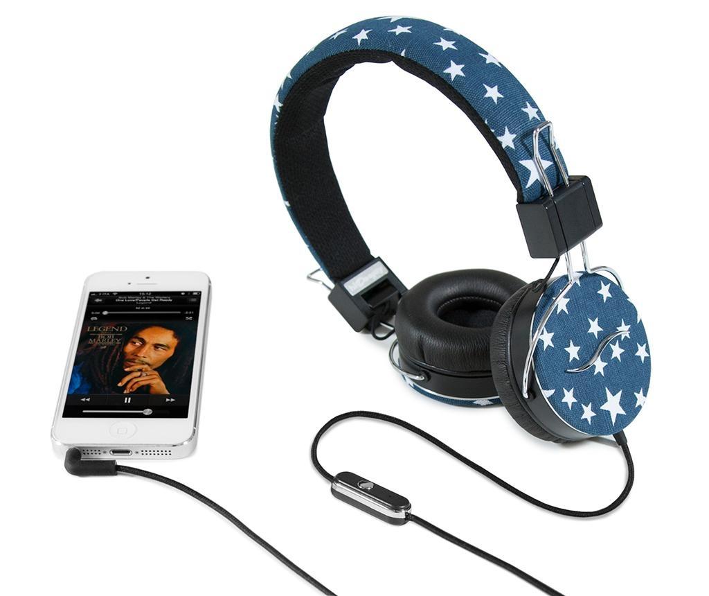 Slušalke hi-Deejay White Star