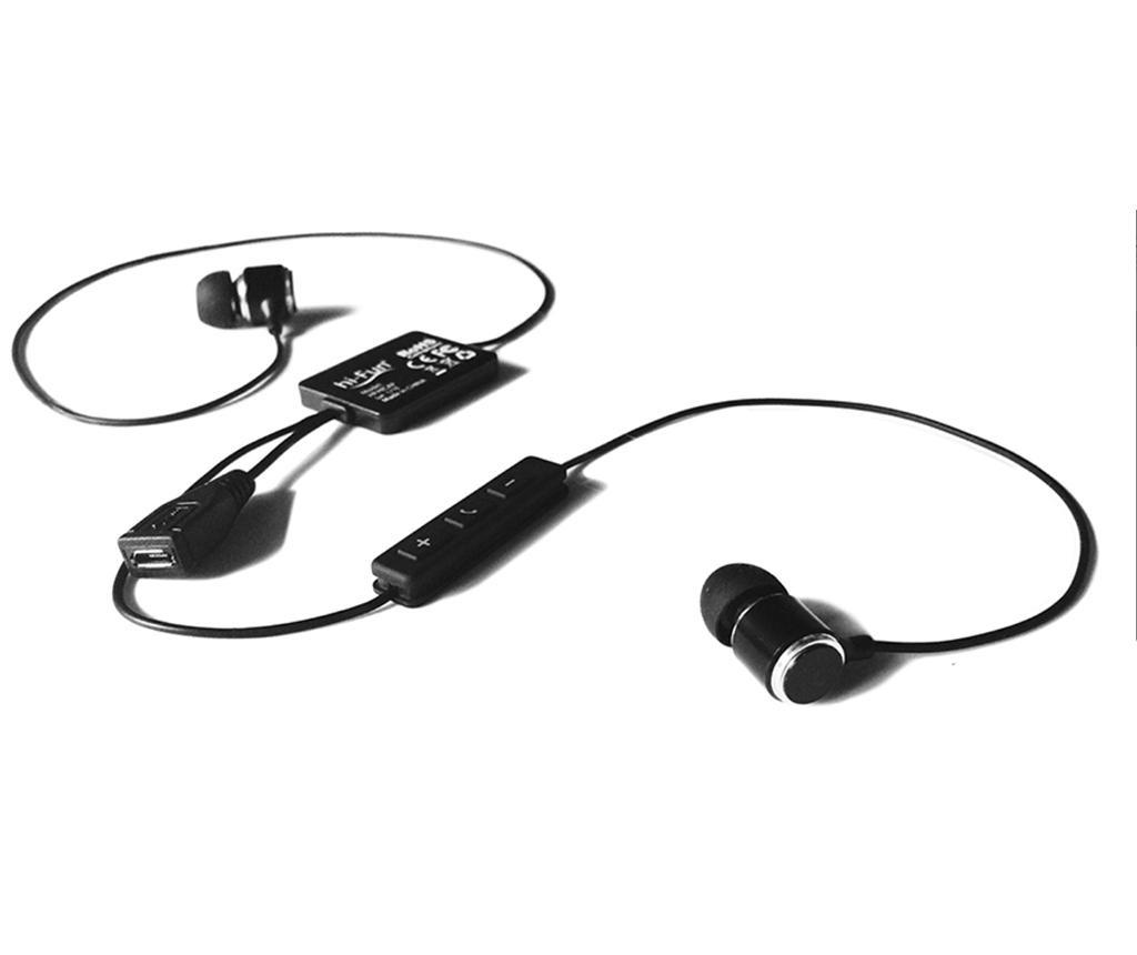 Kapa z vgrajenimi slušalkami hi-Cap Grey