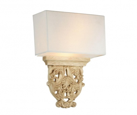 Miek Oak Antique Fali lámpa
