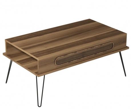Konferenční stolek Ekol Walnut