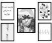 Set 5 tablouri Life Gift