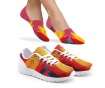 Komplet - ženski športni čevlji in nogavice Marnie 38