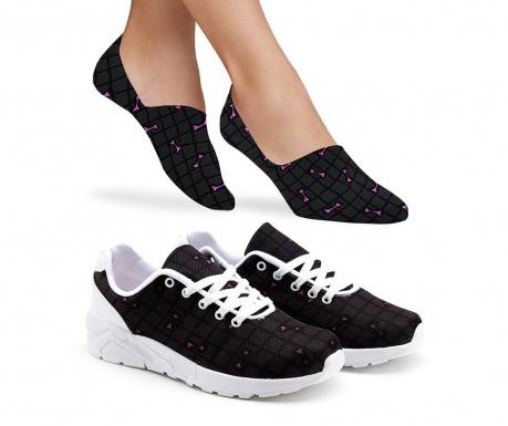 Jennelle Női sportcipő és zokni
