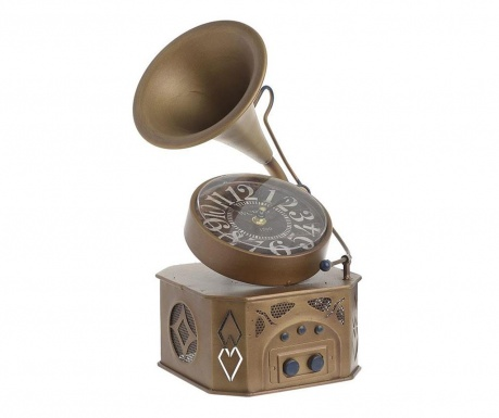 Stolové hodiny Gramophone