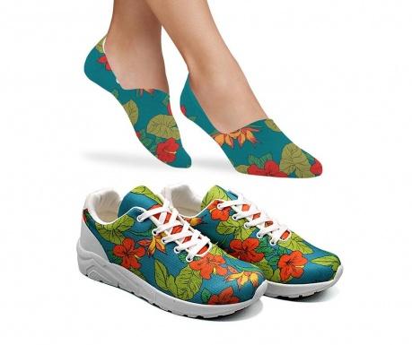 Jody Női sportcipő és zokni