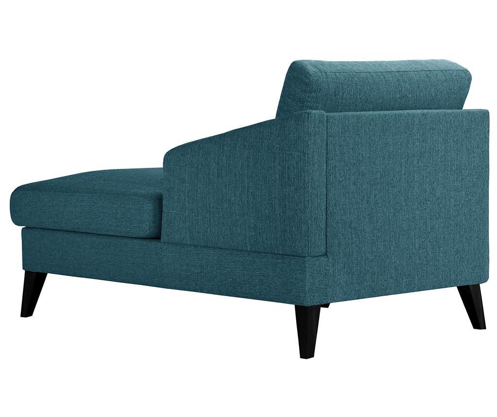 Lehátko do obýváku pravostranné Muse  Turquoise