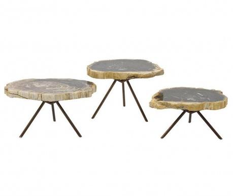Lorina 3 db Asztalka