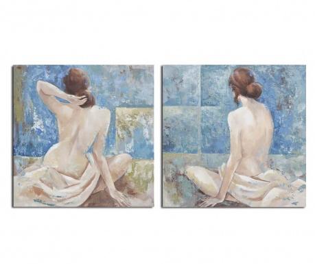 Venus 2 db Kép 100x100 cm